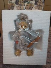 Cherished Teddies - Mouse King Marionette - Hanging Ornament - 729280 MIB