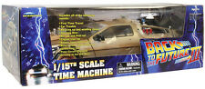BACK TO THE FUTURE 3 - DeLorean 1:15th Scale Diecast Car Replica #NEW