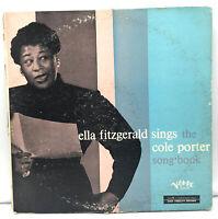 Ella Fitzgerald Sings The Cole Porter Songbook LP Verve MG V-4001-2 US 1956 Mono