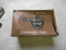 comando gas modello corsa DOMINETOR tipo Monza completo di manopole