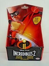 Disney PIXAR INCREIBLES 2/Super Speed Dash con lanzador característica figura