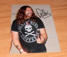 Phil X *Guitar Jon Bon Jovi*, original signed Photo 20x25 cm (8x10)