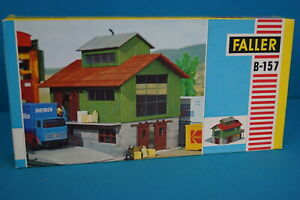Faller 157 Container Store House KIT HO