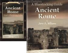 NEW Uncle Eric Book and Guide SET:  Ancient Rome Rick Maybury Bluestocking Press