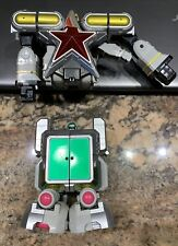 Power Rangers Super ZEO Megazord Bandai 1996-parts