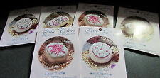 True Colors Ribbon Embroidery Kit Box Tops  Lot Of 6 Different