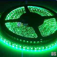 Green Waterproof 5m 12V 300 LED 3528 SMD Flexible Strip Lights Auto Car DIY Lamp
