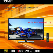 "TEAC 32"" Inch (81cm) FULL HD LED LCD TV PVR Pause Record Live TV HDMI USB"