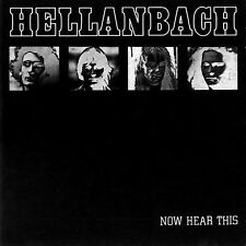 Hellanbach-Now hear this [re-release] CD