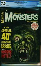 FAMOUS MONSTERS OF FILMLAND 40 CGC 7.0 FN/VF