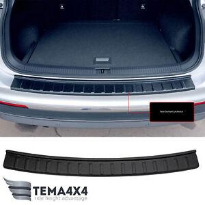 Rear bumper protector scuff pad for Volkswagen Tiguan 2017-present door sill gua