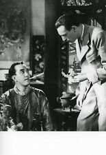 "LOUIS JOUVET SESSUE HAYAKAWA ""FORFAITURE"" MARCEL L'HERBIER PHOTO CINEMA CM"