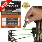 Crossbow Bow String Wax for Synthetic Fiber Long Rail Lube Arrow Combo Hunting