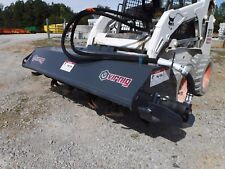 "Bobcat Skid Steer Attachment - 72"" Virnig Tiller Soil Conditioner - Ship $199"