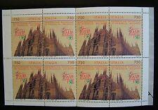 1998  Italia Carnet  Esposizione Mondiale  Filatelia 8 x 750 lire  MNh**