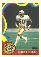 Topps Jerry Rice Original Single Football Trading Cards