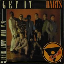 """DARTS 'GET IT' UK PICTURE SLEEVE 7"""" SINGLE"""