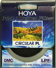 Original Nueva Hoya Pro1 Digital 62mm Thin/slim Dmc filtro polarizante circular