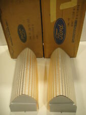 73 74 Ford LTD Brougham Country Squire - Lens Lamp - Turn Signal - PAIR - NOS
