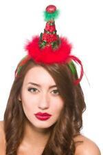 Party Women's Christmas Fancy Hats and Headgear