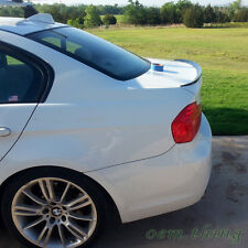"""""""SHIP OUT TODAY"""" PAINTED BMW E90 3-SERIES M3 TYPE TRUNK ABS SPOILER 335i #475"""