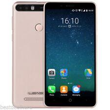 "LEAGOO KIICAA POWER 3G Smartphone 5.0"" Android7.0 2G+16G 4000mAh Champagne Gold"