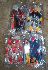 1995 Toy Biz Ghost Rider 4 figure Collection Lot Rare HTF