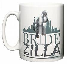 """PRESCRIBE, """"spozilla temere di essere molto afiraid"""" Tè Tazza Da Caffè TO BE matrimonio"""