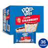 Kellogg's Pop-Tarts, Frosted Strawberry Filled Snack Pastries (36 count)
