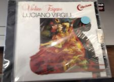 LUCIANO VIRGILI : VIOLINO TZIGANO *CD NUOVO SIGILLATO RARO