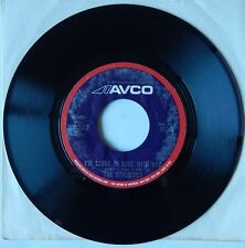 STYLISTICS Stone In Love With You + Make It Last EX ORIG 1972 Avco 45 rpm 7 SOUL