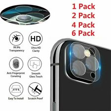 For Apple iPhone 11/11 Pro Max 9H Clear Rear Camera Screen Lens Protector Film