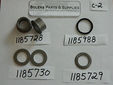 Bolens Front Axle Spindle kit 1185728 1185729  1185730  1185988 Fits HT20,HT23