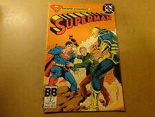 COMIC BALDAKIJN DC / SUPERMAN N° 1