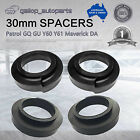 For Nissan GQ GU Y60 Y61 PATROL 30mm Lift Coil Spacers Spring Kit FRONT REAR 4x4