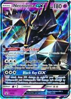 1x - Necrozma GX - SM58 - SM Black Star Promos NM Pokemon Pokemon Promos