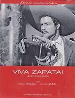 Dvd **VIVA ZAPATA** con Marlon Brando Anthony Quinn nuovo 1952