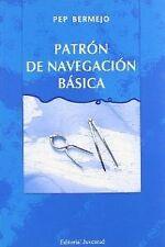 Patron de navegacion basica. NUEVO. Nacional URGENTE/Internac. económico. DEPORT