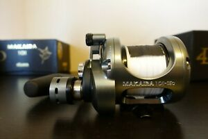 Okuma Makaira 10II-SEa Two Speed Fishing Reel - Used