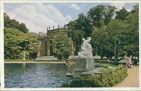 Ansichtskarte Stuttgart Anlagensee mit Württ. Staatstheater Großes Haus(Nr.9450)