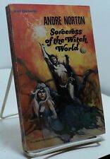 Sorceress of the Witch World by Andre Norton - First edition - 1968 - Ace H-84