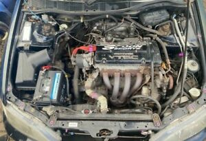1999 HONDA ACCORD TYPE-R H22A7 ENGINE SWAP W/ LSD GEARBOX