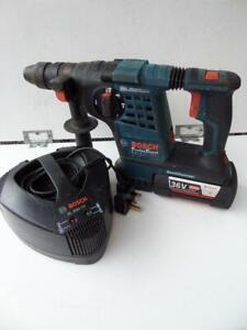 BOSCH GBH 36 VF-LI  Plus 3 Mode SDS  - 1  x 4ah  Hammer Drill - LATEST MODEL
