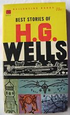 PB book_BEST STORIES OF H.G. WELLS_Ballantine S414K_sci-fi