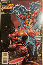Lot Of 2 Valiant Comics The Visitor #1,2 See Pics Combined Shipping