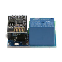 ESP8266 ESP-01S Wireless WiFi Relay Module 1 Channel For Arduino Smart Home