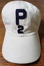 fd14989e5d5 Vintage POLO JEANS CO. RUGBY RALPH LAUREN  Khaki Cotton Baseball Cap  Adjustable