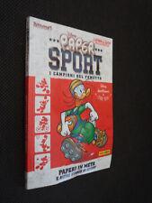 "PAPER SPORT N.8 - PAPERI IN META - CORRIERE SPORT PANINI COMIC - OTTIMO ""N"""