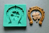Horse Shoe Silicone Mould Cupcake Baking Candy Clay Mold Cake Decorating Tools