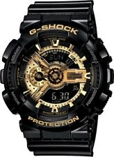 Casio G-Shock Special Colour Model Black & Gold GA-110GB-1A Watch